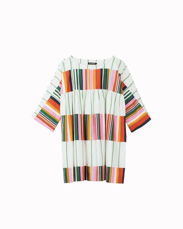 Marimekko印花上衣,8,550元。圖/Marimekko提供