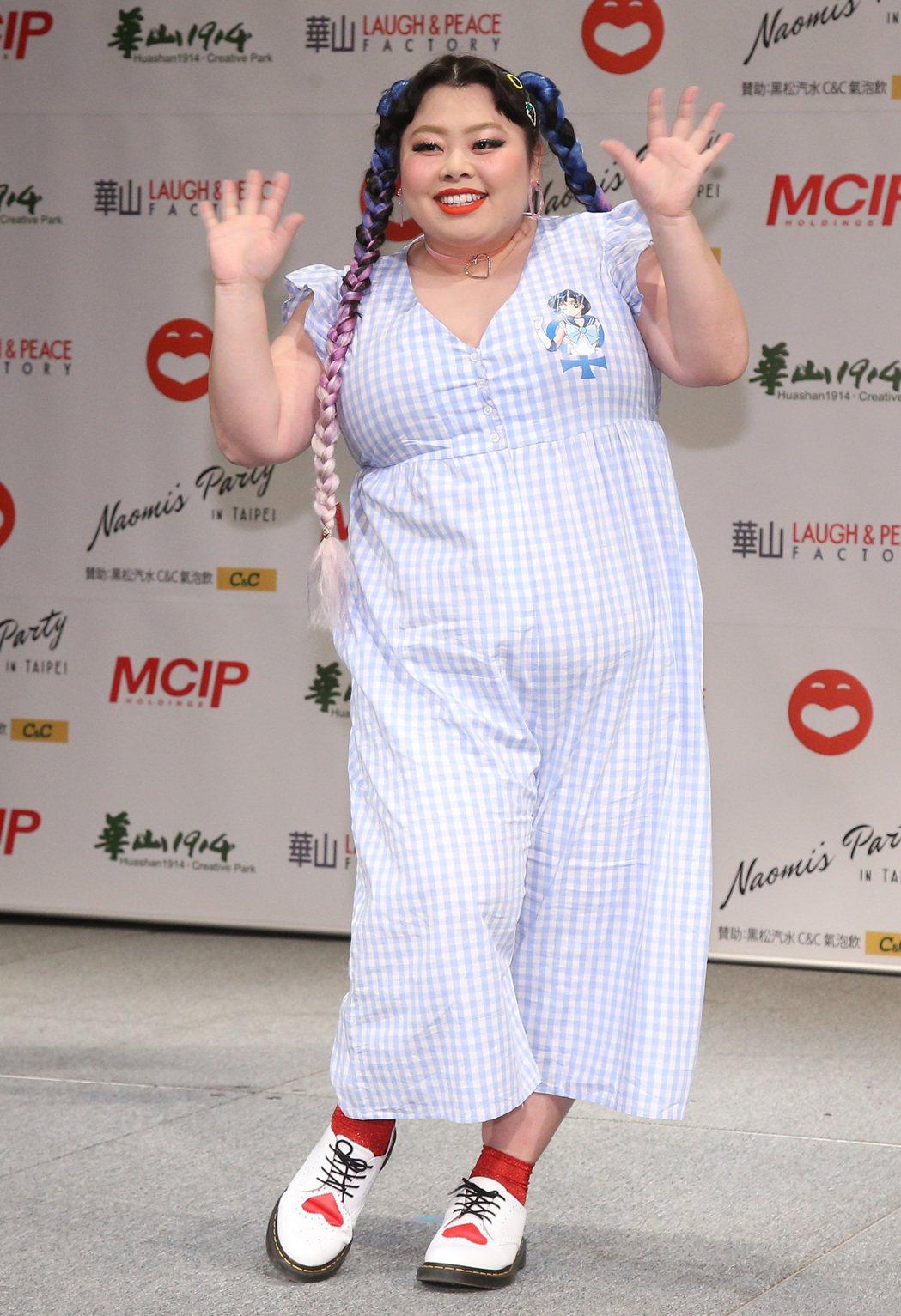日本詼諧藝人渡邊直美特展將在台灣舉辦,日本吉本興業株式會社社長笑說,某次和渡邊直