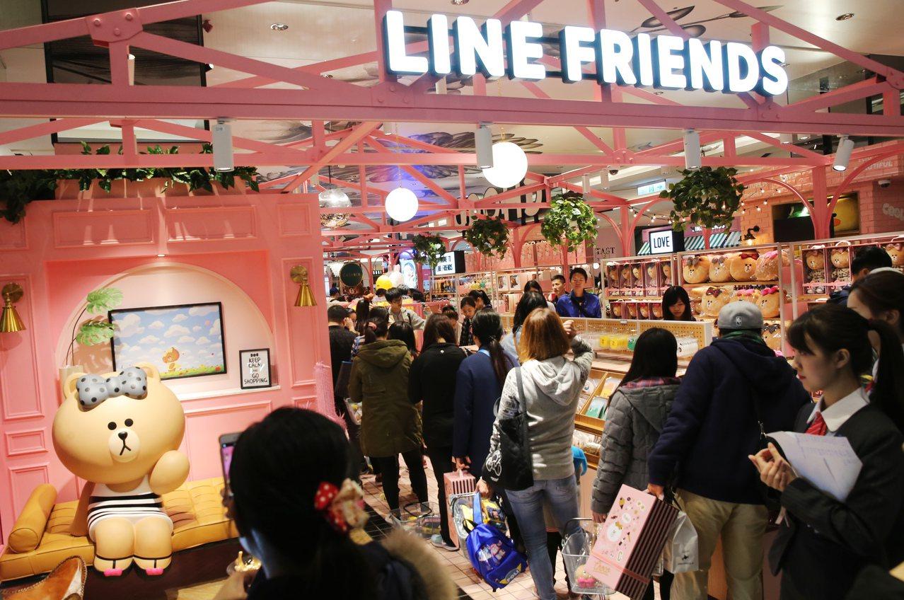 全台首家以CHOCO為主題,並且也是首度加入Cafe服務的LINE Friend...