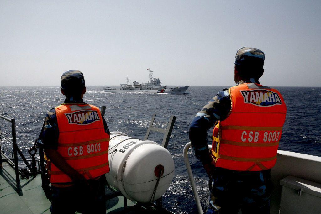 由於越南地理位置最靠近中國與西沙群島,加上近年大力發展有限度的投射力量與海上拒止能力,對中國而言越南是南海主權聲索國中,最有能力構成威脅的國家。 圖/路透社