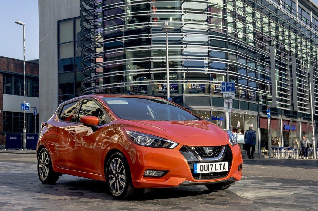 Nissan 近日於英國市場新增 Micra 1.0 升三缸渦輪入門車型,全車系...