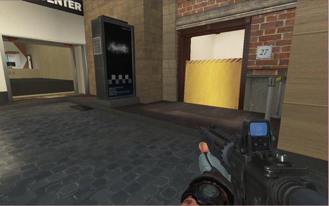 車站內部有著有不少機關與秘密通道,細心注意捷徑可能就在眼前。