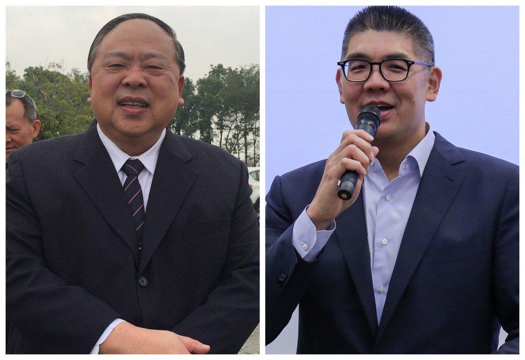 前市警局長陳子敬目前是國民黨公推的最佳人選;黨內也有人點名,連勝文說在哪裡跌倒,...