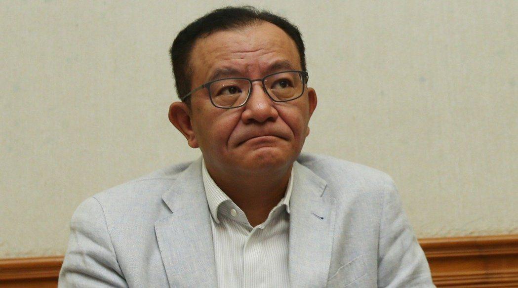 民進黨立委高志鵬。圖/聯合報系資料照