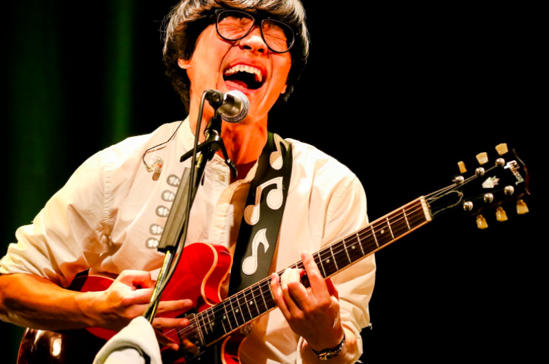 盧廣仲東京2場演唱會,人氣夯。圖/添翼提供