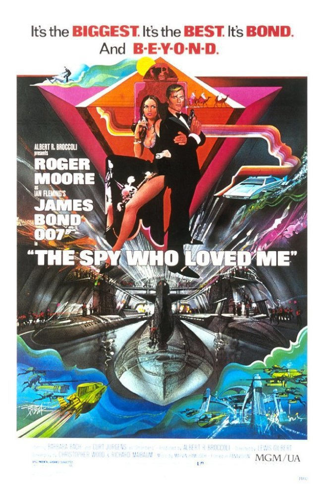 1977年《海底城》(The Spy Who Loved Me)。圖/取自IMD...