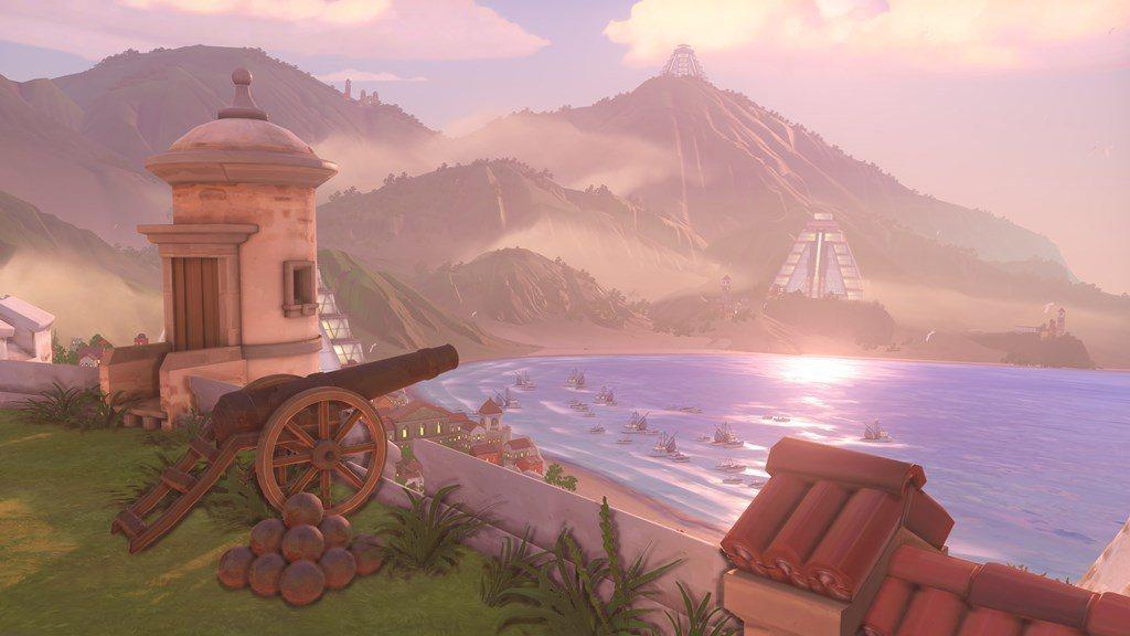 遊樂場將新增3張競技場地圖,讓3v3鬥陣對決的內容更加豐富。
