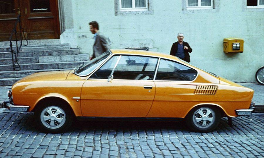 Skoda 110 R Coupe雙門跑車 Skoda提供