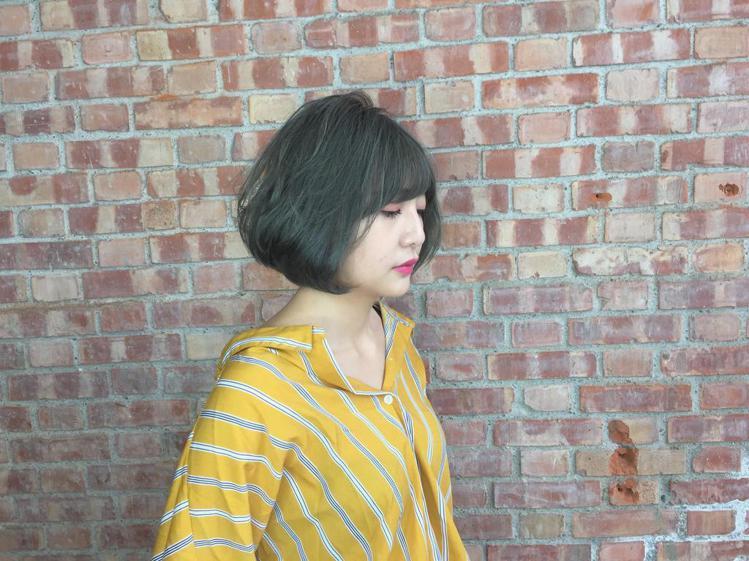 髮型創作/卡滋3店 薄荷髮型-Howard Kazi。圖/HairMap美髮地圖...