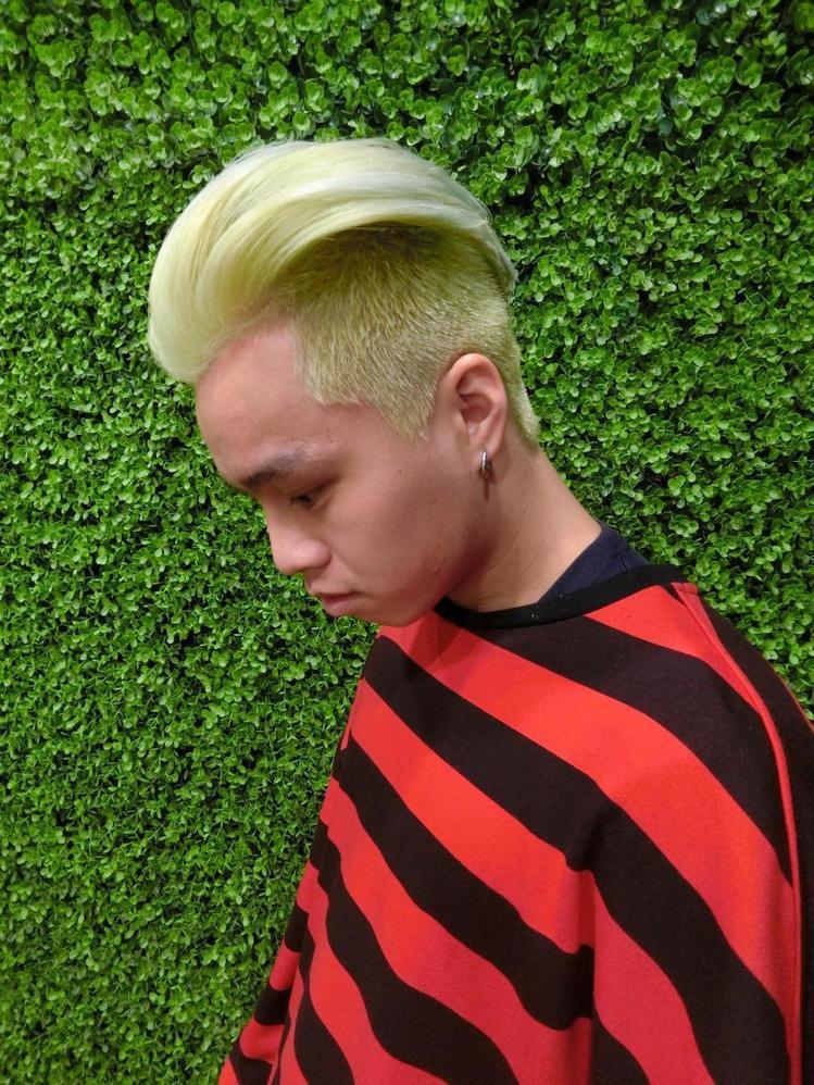 髮型創作/EAN HAIR SALON-Enzo Dai。圖/HairMap美髮...
