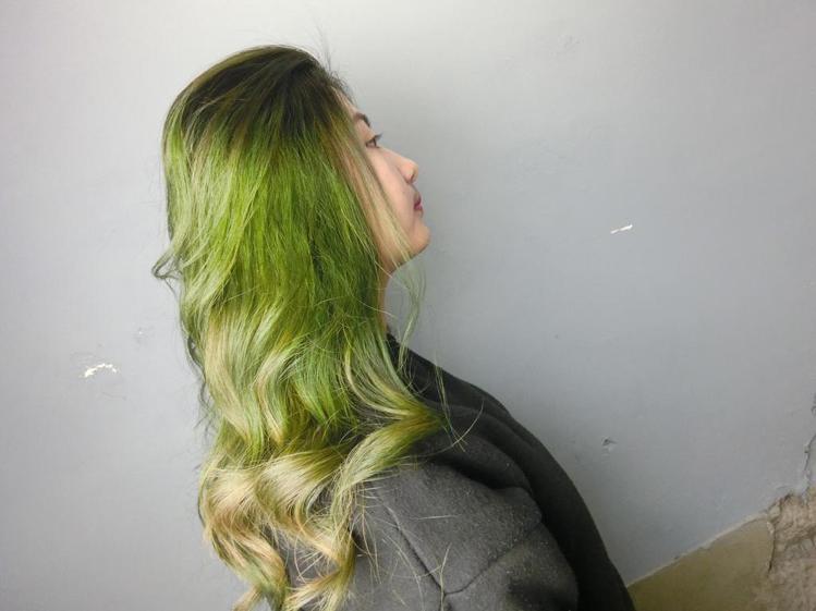 髮型創作/Lego hair studio-跩烏龜。圖/HairMap美髮地圖提...