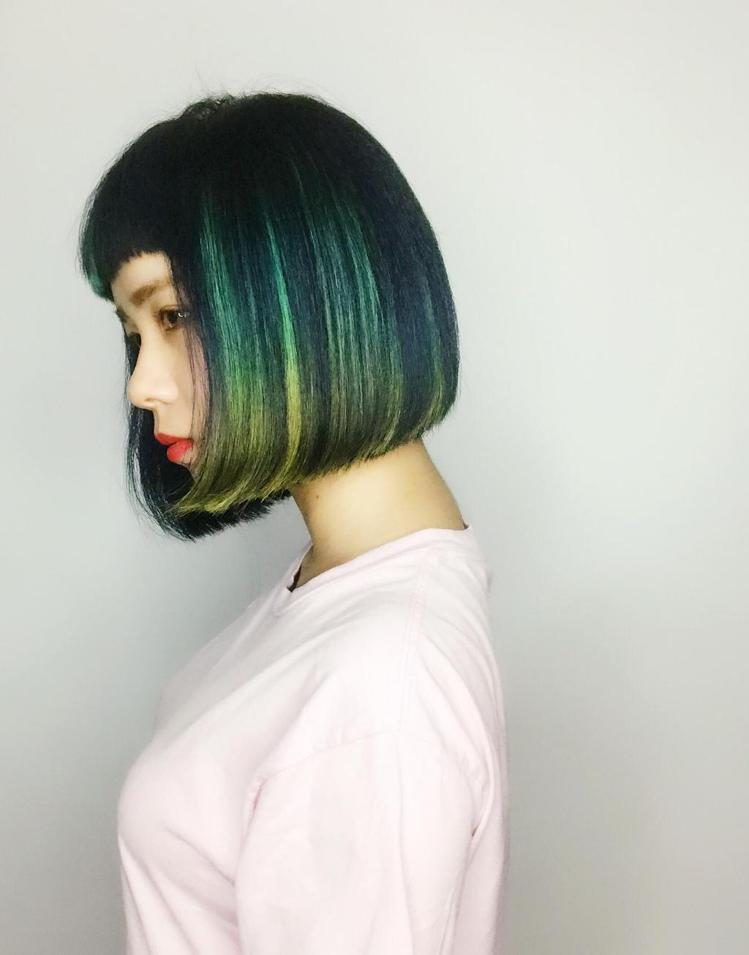髮型創作/zero 零 無痕接髮-Hedwig Chen。圖/HairMap美髮...