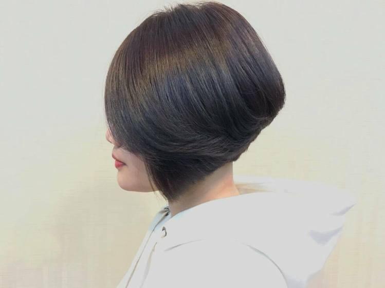 髮型創作/Mina Hair Salon-萊恩先生Mr.Ryan。圖/HairM...