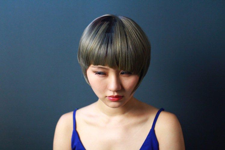 髮型創作/對應空間髮型藝術 中山店-施昭明。圖/HairMap美髮地圖提供