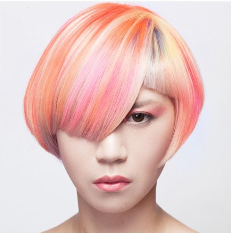 髮型創作/Friends hair salon-Bob Ko。圖/HairMap...