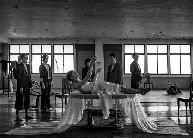 EX-亞洲劇團《生之夜色》 攝影陳少維。