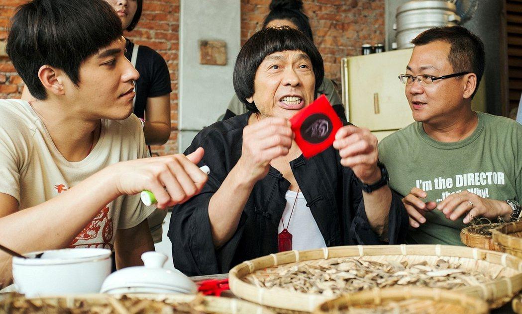 台灣喜劇國寶豬哥亮遺作「大釣哥」即將於5月26日起限量限期重映。圖/華聯提供
