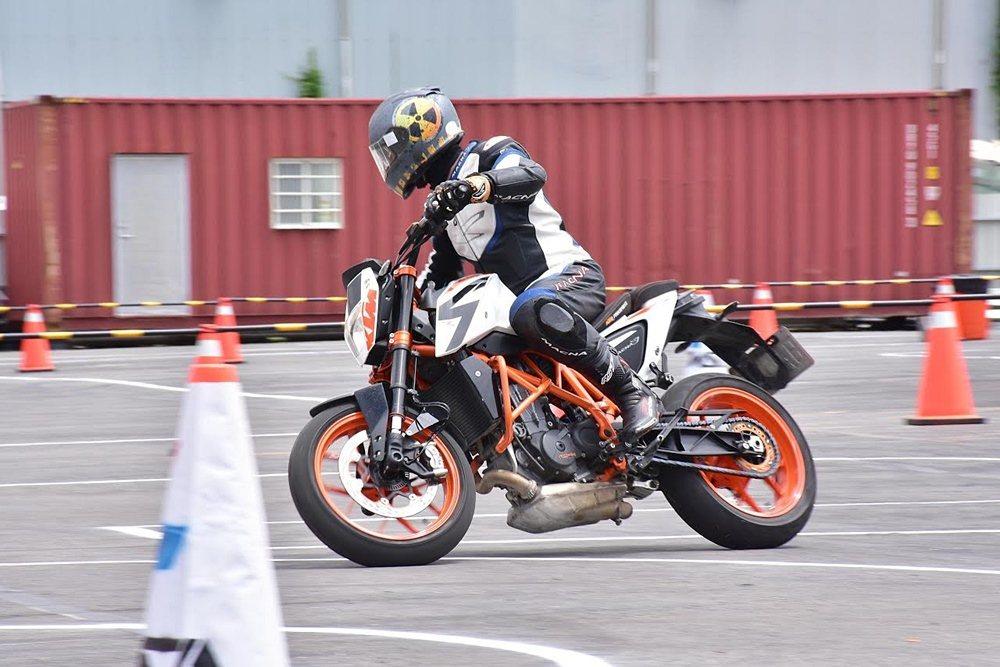 2017 KTM DUKEHANA活動首次登台。 KTM提供