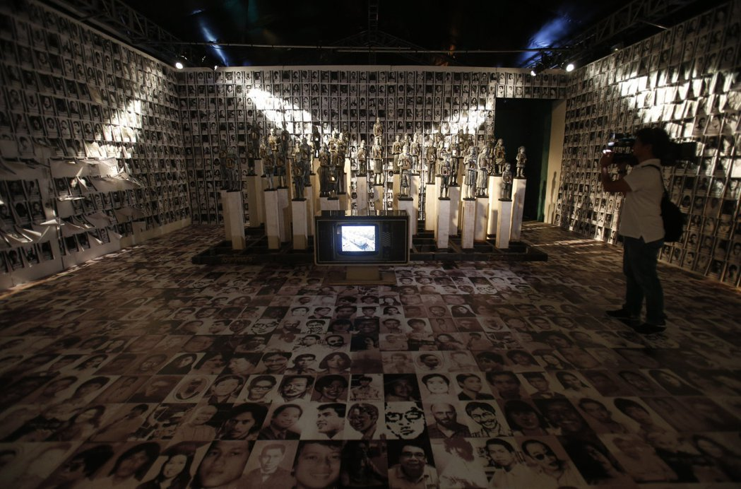 在菲律賓的人民力量體驗博物館(People Power Experiential...
