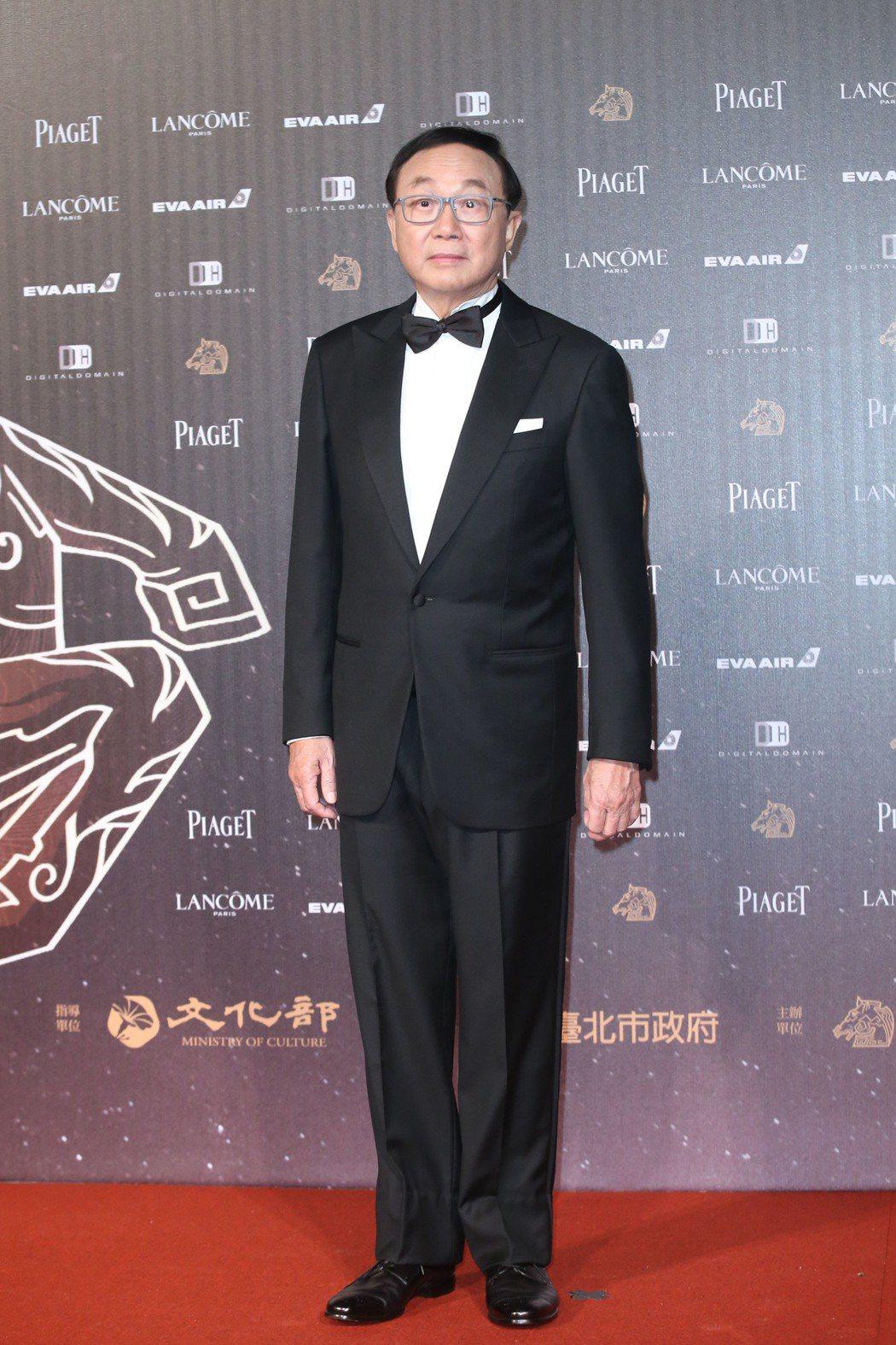 許冠文是香港經典冷面笑匠。 圖/聯合報系資料照