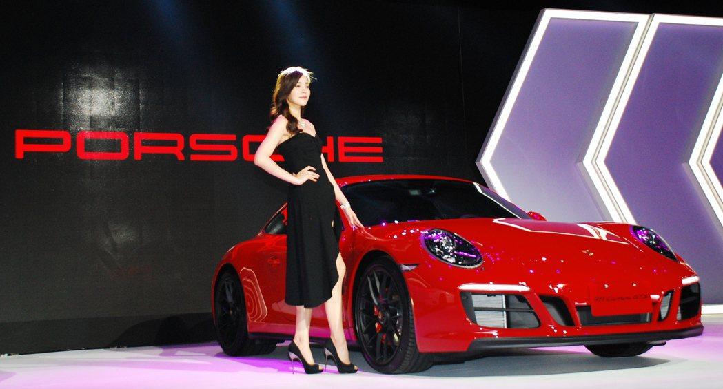 Porsche 911 Carrera GTS。記者林昱丞/攝影