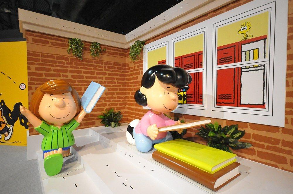 和露西及派蒂作同班同學。圖/信石媒體、聯合數位文創 提供