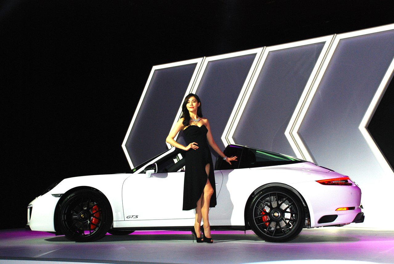 動力全面進化 新Porsche 911 GTS上市 流行消費 生活