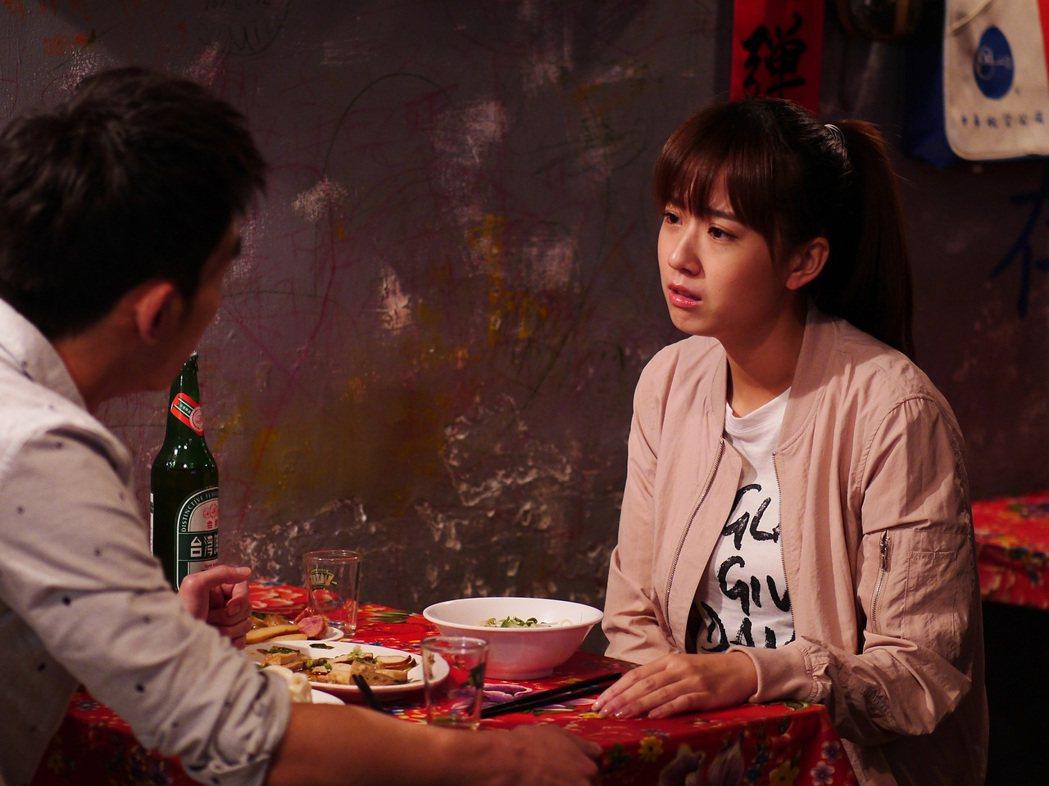 方志友詮釋女性面臨30歲大關的心理壓力。圖/TVBS提供