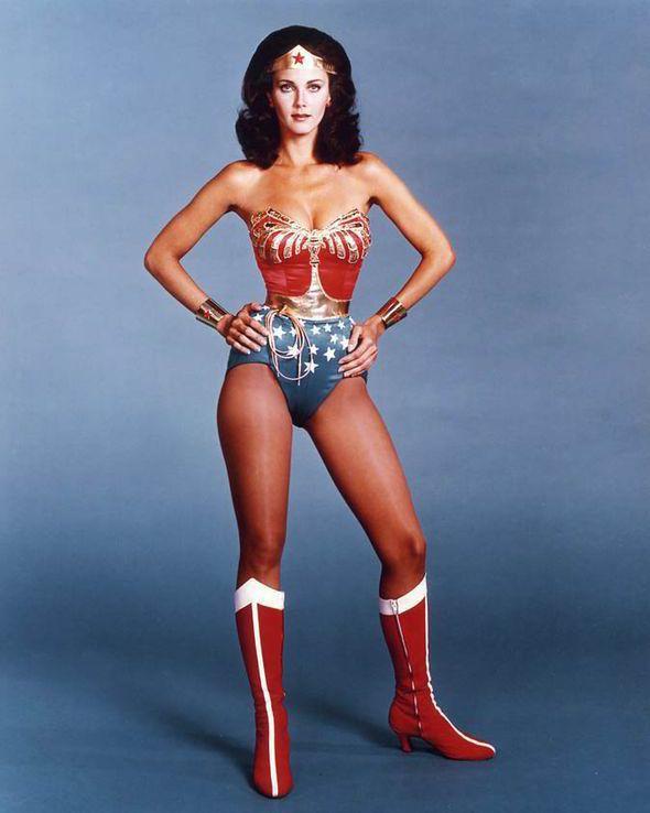 原版神力女超人琳達卡特。圖/摘自IMDb