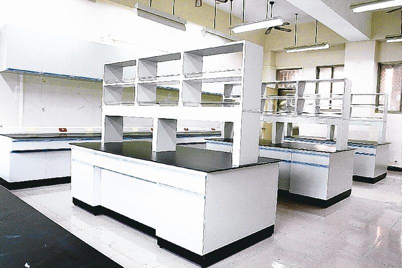 原茂企業以自有品牌yuan-mau,打造國內實驗室規劃設計領導品牌。 業者/提供