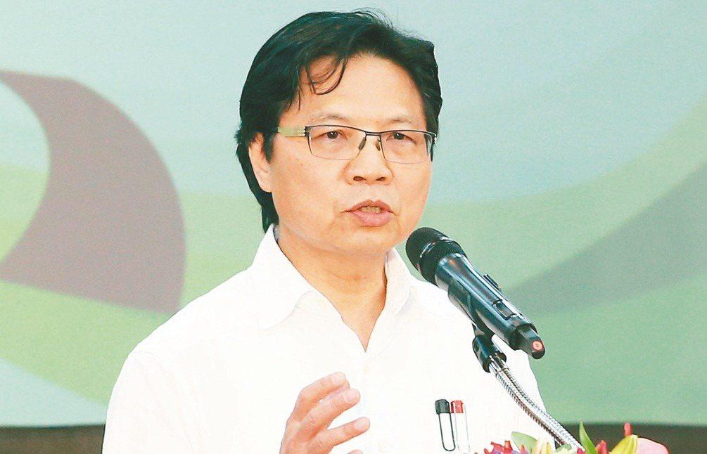 內政部長葉俊榮。 聯合報系資料照/記者杜建重攝影
