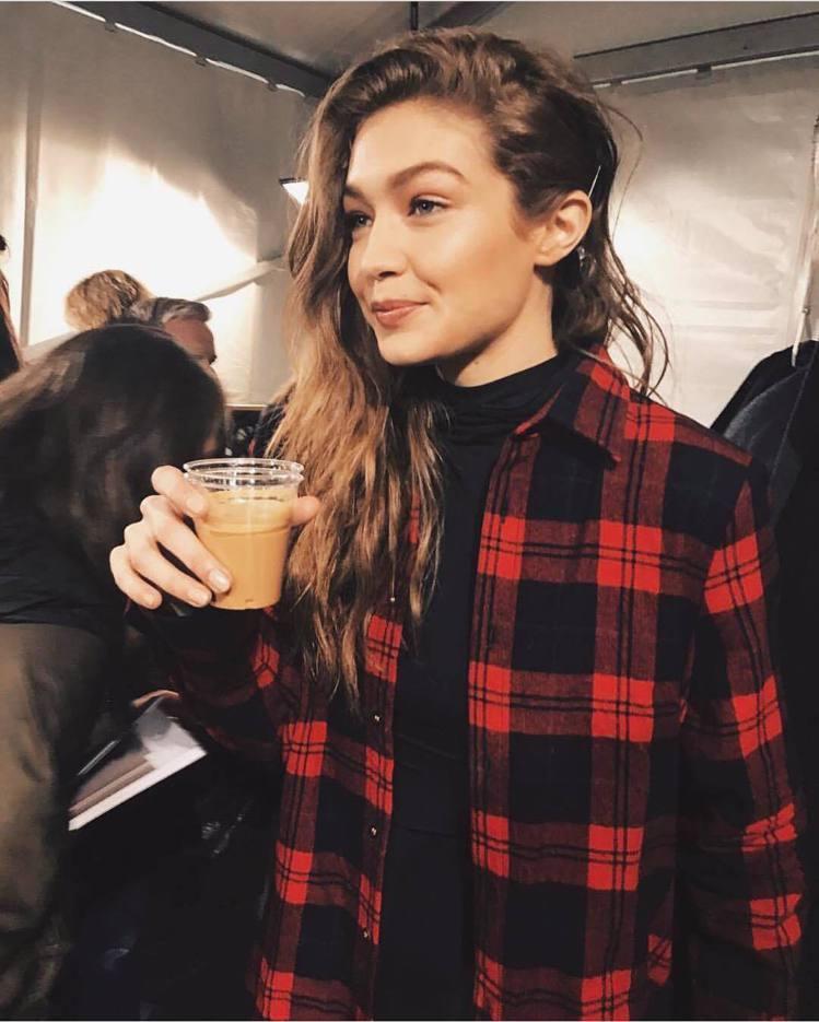 社群超模Gigi Hadid。圖/擷自instagram