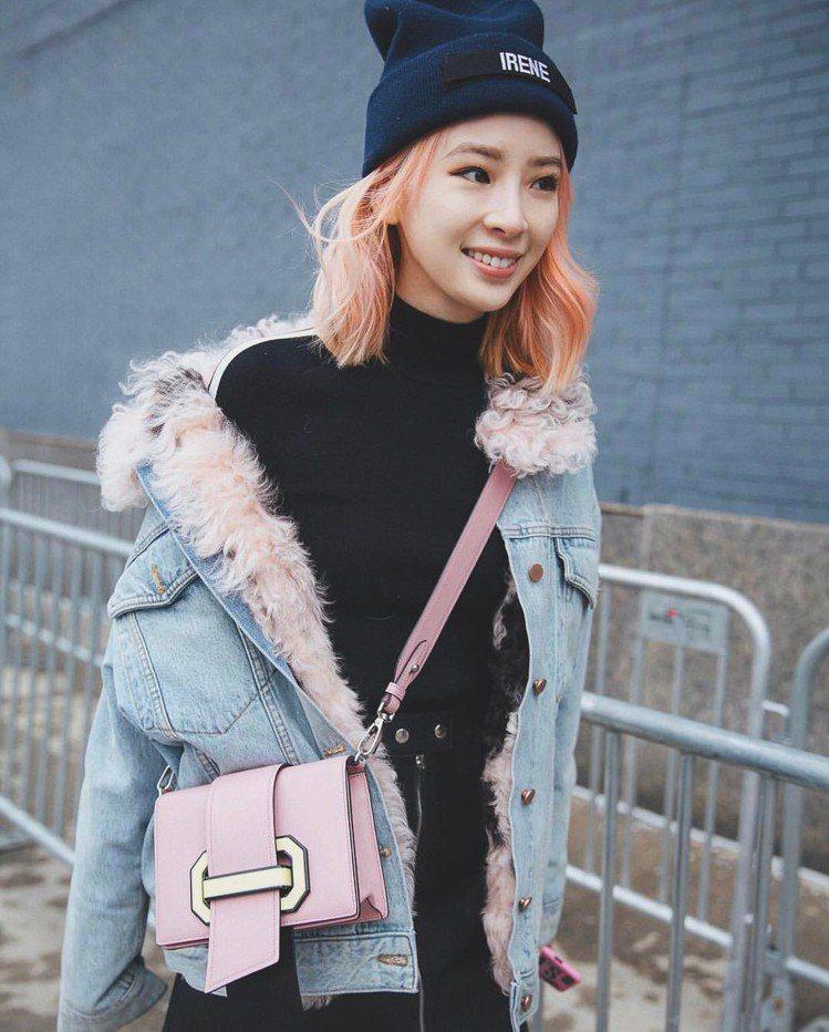 韓國名模 Irene Kim。圖/擷自instagram