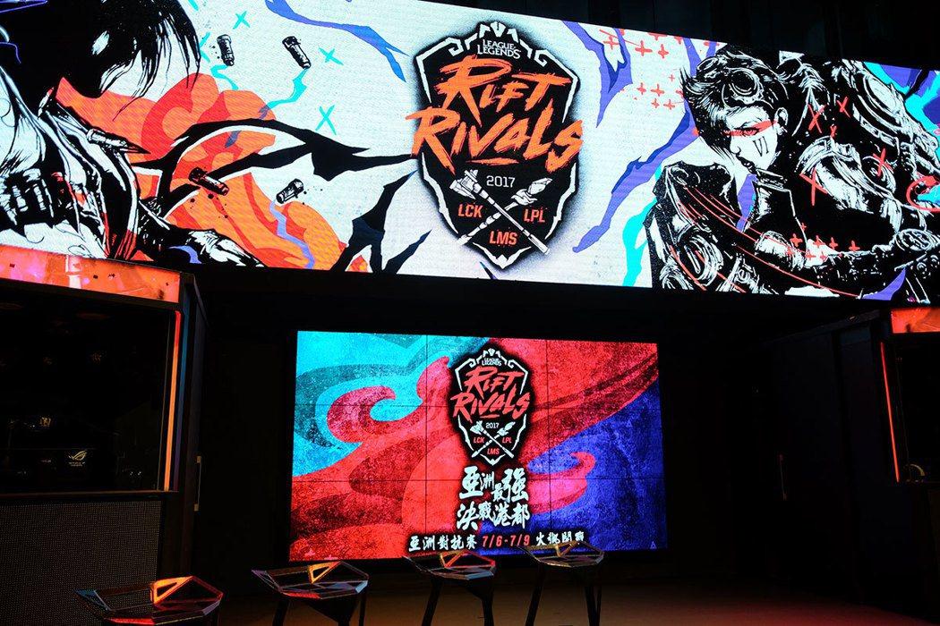 《英雄聯盟》洲際系列賽(Rift Rivals)7月在全球五大戰區同步開戰,而亞...