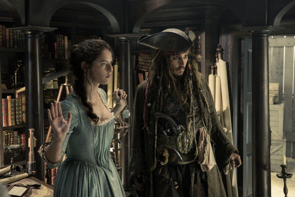「加勒比海盜 神鬼奇航:死無對證」即將再度締造驚人票房佳績。圖/迪士尼提供