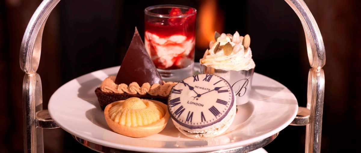 阿嘉莎˙克莉絲汀下午茶 (來源:http://www.olivemagazine...