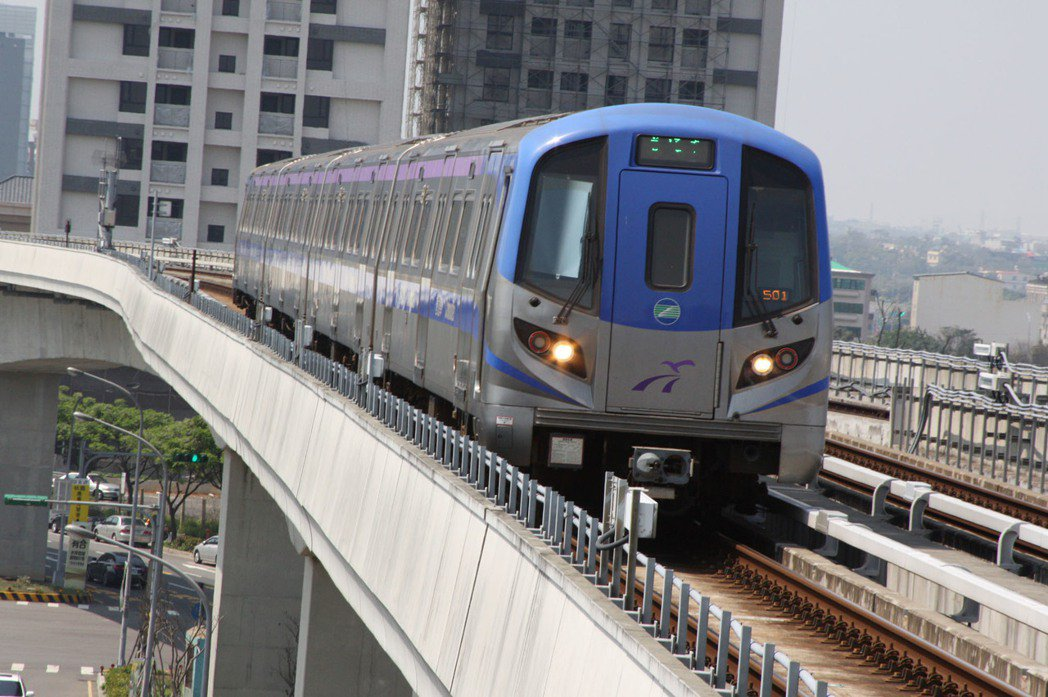 網友好奇改名後的捷運名稱會是怎樣,其中桃園捷運的「京桃電鉄」被網友熱推。報系資料...