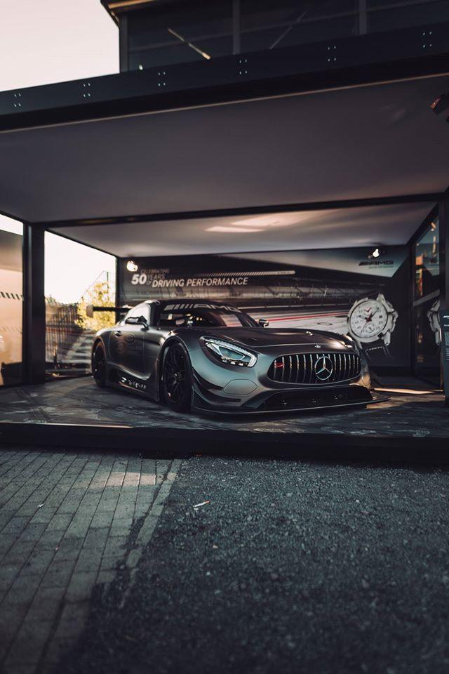 Mercedes-AMG GT3 Edition 50。圖/摘自carscoops.com