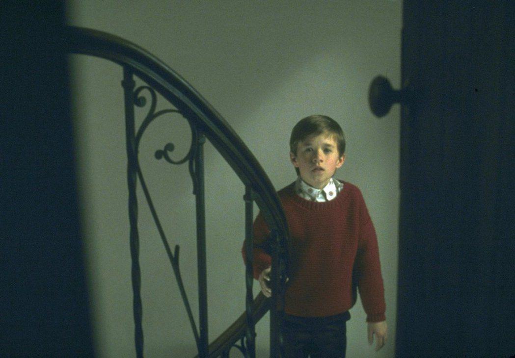 海利喬奧斯蒙因「靈異第六感」成為當紅童星。圖/摘自imdb