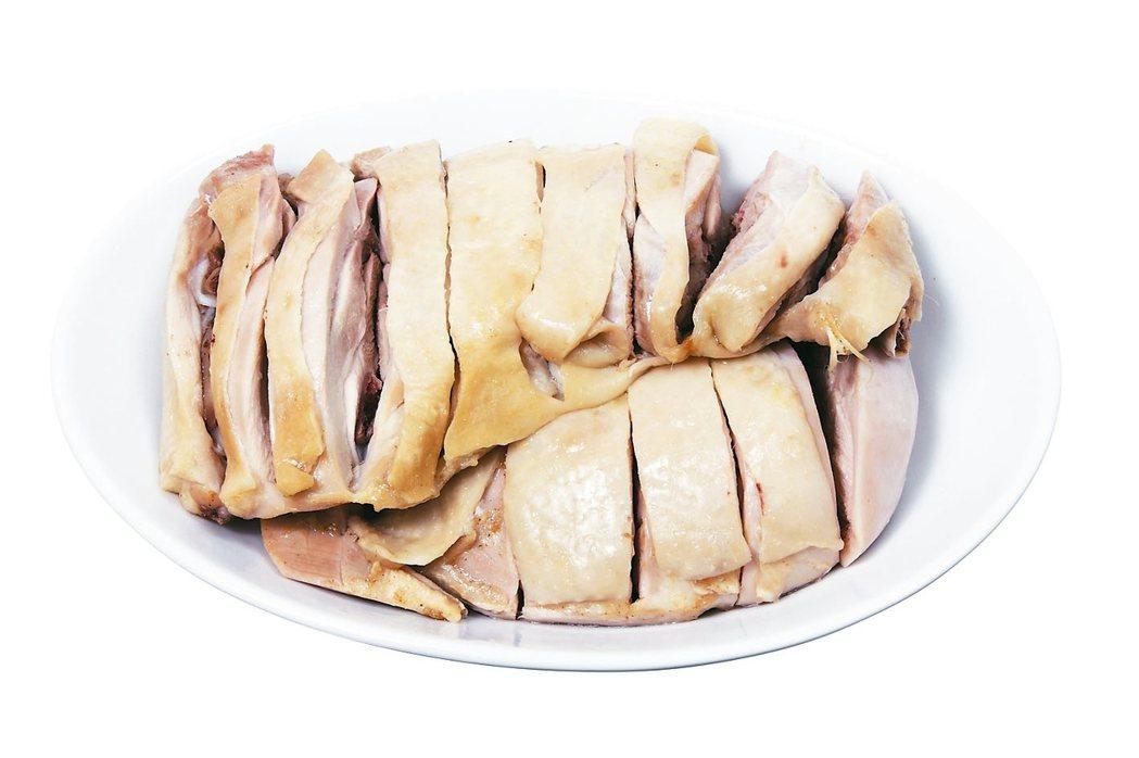 「白斬雞」鮮嫩不柴的祕密 圖/摘自三采文化出版《廚房裡的美味科學》