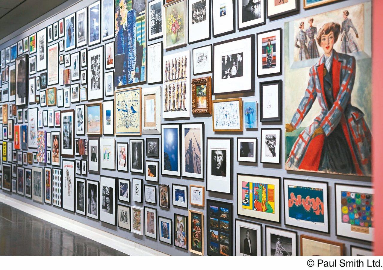 「Paul的藝術牆Paul's Art Wall」。 圖/主辦單位聯合數位文創提...