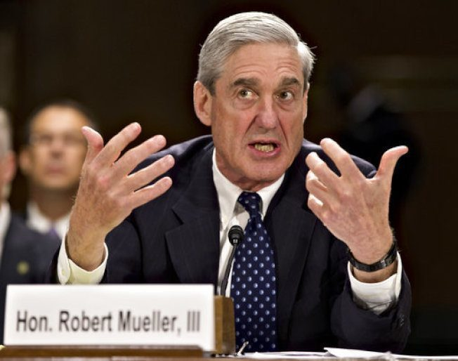 美特別檢察官穆勒(Robert Mueller)。 美聯社
