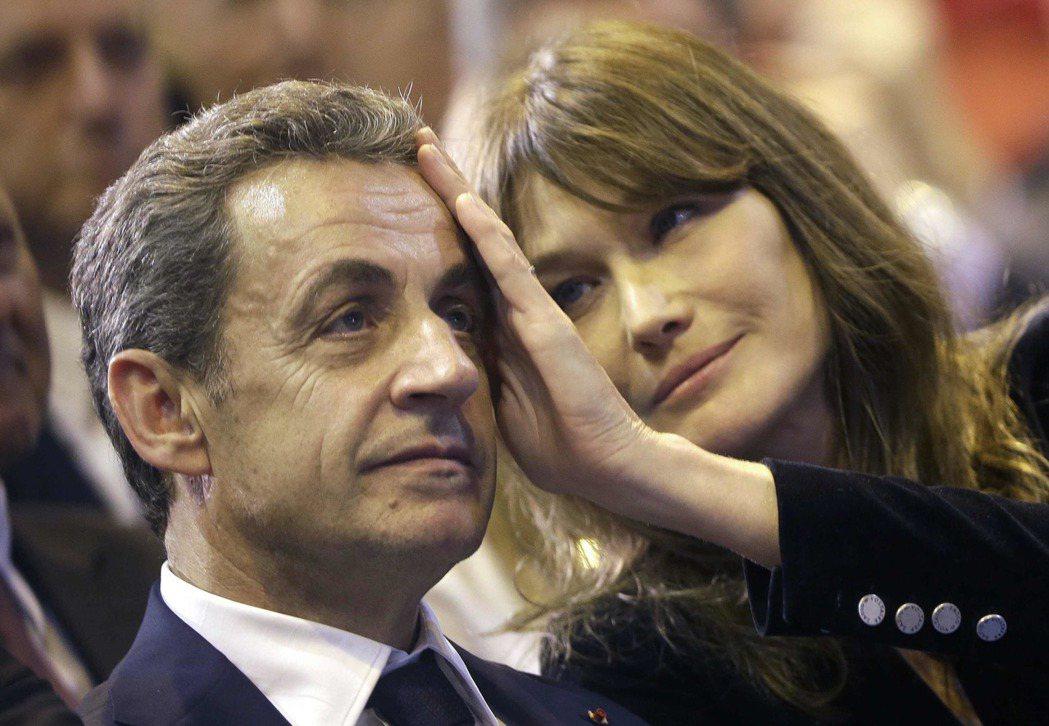 法國前總統沙克吉,在任內就把婚姻玩完了。 (美聯社資料照片)