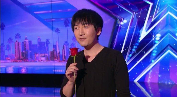 台灣魔術師蔡威澤神乎其技而在全球一夜暴紅。圖/摘自臉書