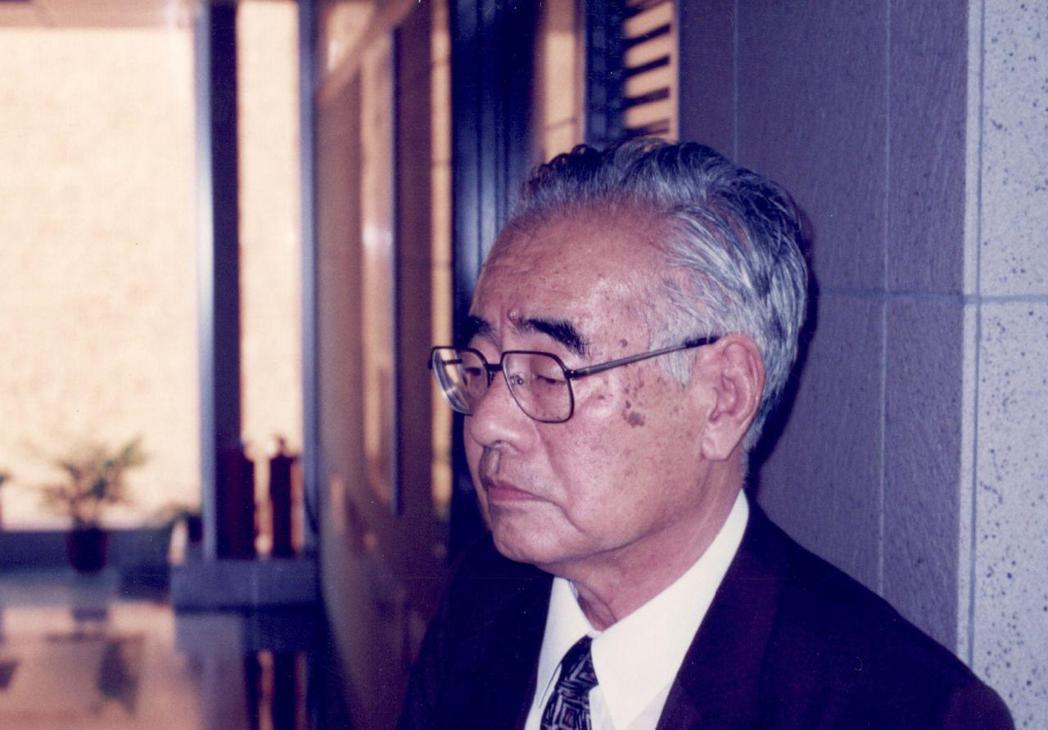 齋藤雅男。 圖/台灣鐵道暨國土規畫學會提供