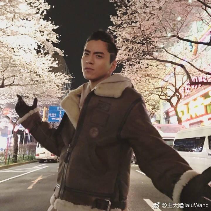 王大陸參加「高能少年團」節目有許多爆笑反應。圖/摘自王大陸微博