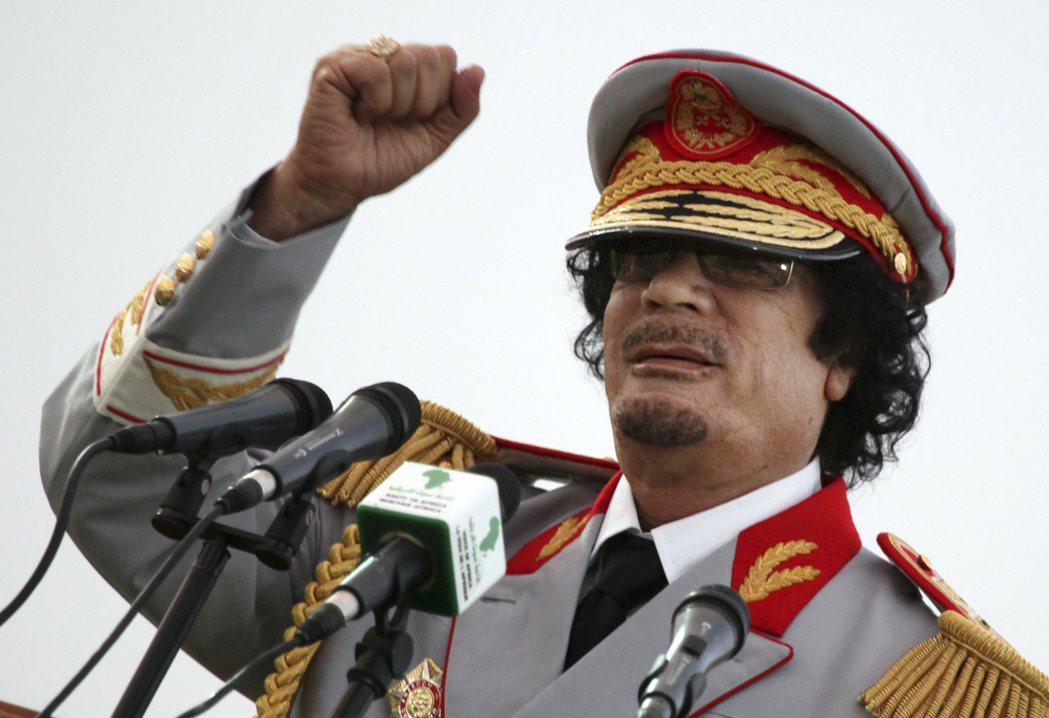 利比亞前獨裁者格達費2011年遭推翻殺害後,該國已成為民兵割據的失能國家。 (美...
