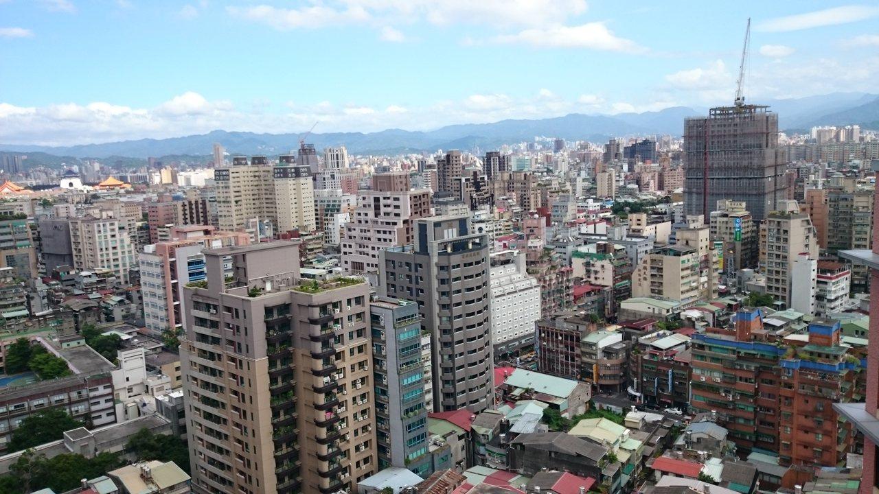 示意圖。據聯徵中心統計顯示,今年首季台北市有15條路段房貸成數在七成以上,較去年...