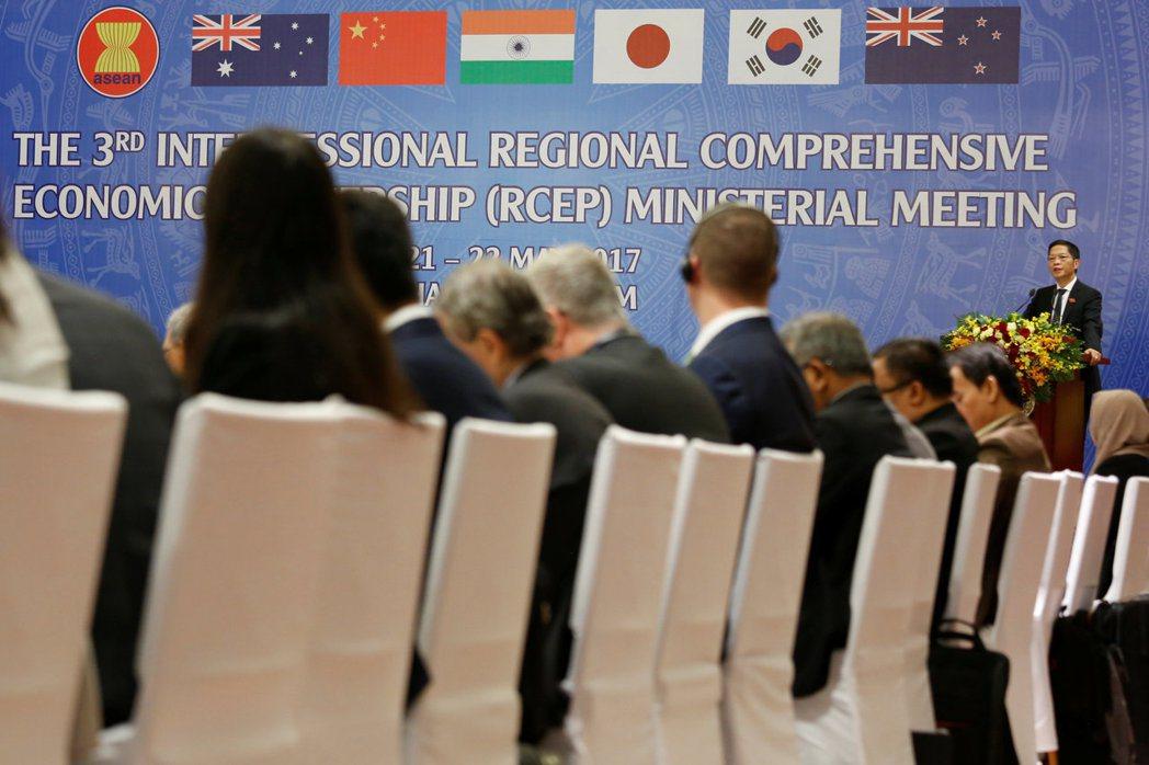 在越南舉行的APEC將會是台灣下半年要面對的對外重要議題。 (路透)