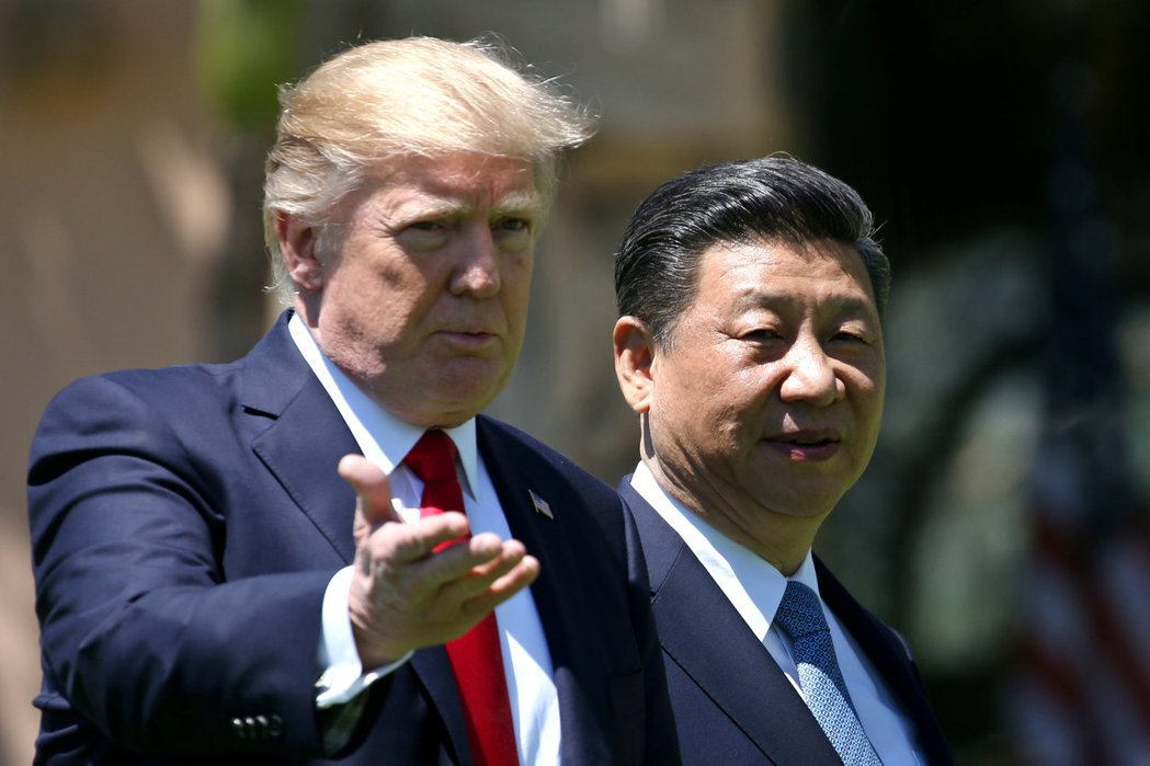 今年四月中國國家主席習近平訪美,依慣例川普將回訪中國。 (路透)